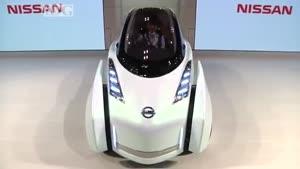 ماشین جدید با تکنولوژی روز