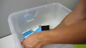 گلکسی نوت ۵ ضد آب است؟