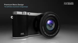 معرفی دوربین سامسونگ Nx۳۰۰۰