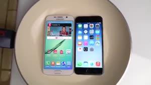 Galaxy S۶ وvs iPhone ۶