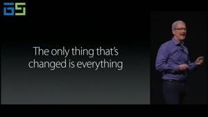 گزیده ی دیدنی مراسم معرفی iPhone ۶s
