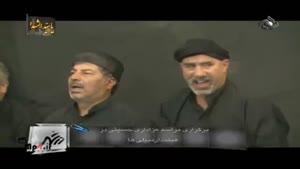 برگزاری مراسم عزاداری حسینی در هیئت اردبیلی ها