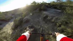 سانتا MTB با برایان لوپز
