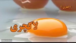 حواشی جالب بعد از گرون شدن تخم مرغ