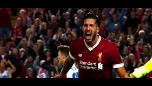 لیورپول در راه فینال لیگ قهرمانان اروپا