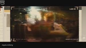 پشت صحنه ی فیلم هالیوودی لیگ عدالت