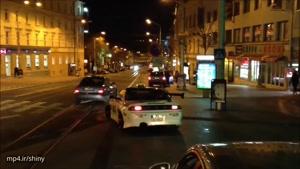 وقتی یک خودرو رالی تبدیل به تاکسی شود