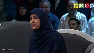 گفتگوی جذاب و سورپرایز ویژه نیما کرمی برای همسرش وسط برنامه کامران تفتی