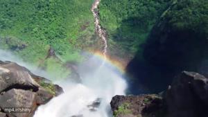 آبشار آنجل در ونوزئلا