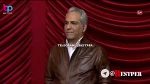 دلیل بدون تپق حرف زدن مهران مدیری در برنامه دورهمی