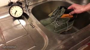 تیمبرلند چقدر در برابر آب و رطوبت مقاوم است؟