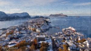 ۱۰ تا از زیباترین مکان ها در اروپا