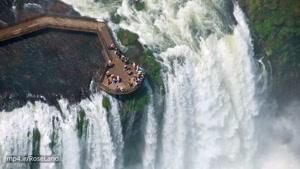 ۱۰ تا از خطرناک ترین آبشار ها در جهان