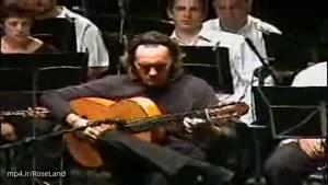 اجرای زیبای گیتار از وینست آمینگو