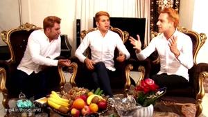 """موزیک ویدیو شاد و خنده دار """" سه برادر خداوردی """" بنام """" تخم دو زرده """""""