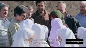تریلر فيلم سه رخ به کاگردانی جعفر پناهی
