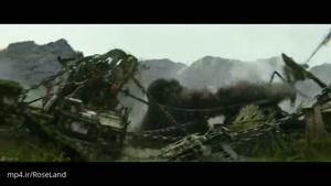 سکانس مبارزه کانگ با اسکال کرالر Kong