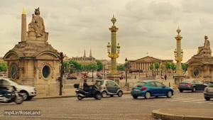 سکانس ابتدایی فیلم Midnight in Paris