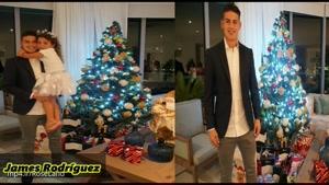 ستاره گان فوتبال در جشن سال نو میلادی