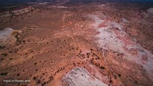 تصاویر هوایی از یک مکان افسانه ای روی زمین