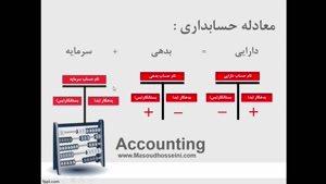آموزش اصول ۱ حسابدرای - شرکت های خدماتی