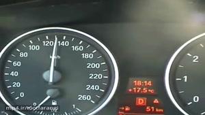 حداکثر سرعت- BMW X۵ ۴.۸i E۷۰