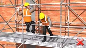 کار در مبانی ایمنی ارتفاع Work at Height Safety Basics