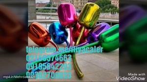 فروش دستگاه فانتاکروم یا آبکاری براق طلایی و نقره ای