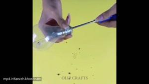 ساخت تنگ ماهی با لامپ