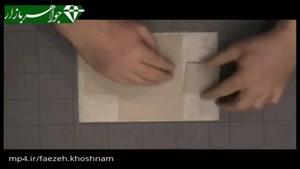 روش ساخت آسان جعبه کادویی