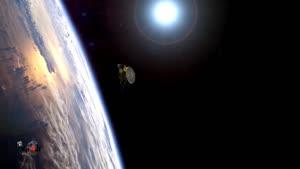 انیمیشن افق های جدید ناسا