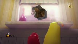 انیمیشن کوتاه کرمها (لاروا) - شانس