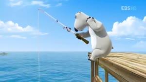 کارتون خنده دار برنارد - ماهی گیری