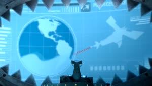 انیمیشن کوتاه جاسوسی فاکس