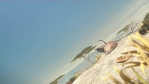 انیمیشن حیوانات چاق در جنگل