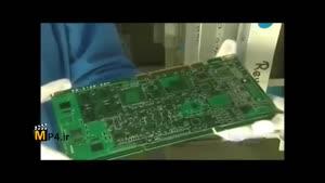 چگونگی ساخت تخته مدار کامپیوتر (برد)