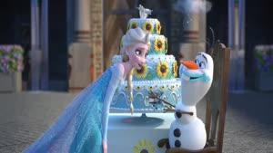 انیمیشن کوتاه تب یخی