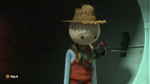 انیمیشن کوتاه مترسک