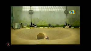 انیمیشن کوتاه و جالب کرم ها - خورده شدن