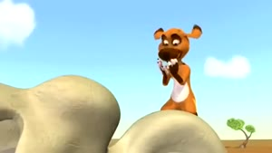انیمیشن سگ های وحشی