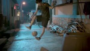 حرکات جذاب با توپ فوتبال