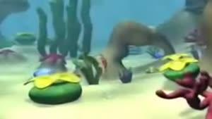 انیمیشن کوتاه چیزی مثل ماهی
