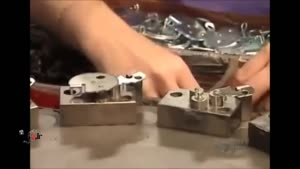 چگونگی ساخت قفل
