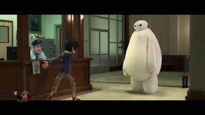 تریلر انیمیشن سینمایی قهرمان بزرگ ۶