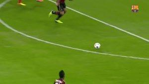 گل های لیونل مسی به تیم های ایتالیایی