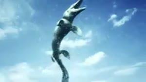خورده شدن بچه دایناسورها
