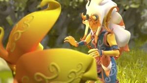 انیمیشن کوتاه و زیبای نهال