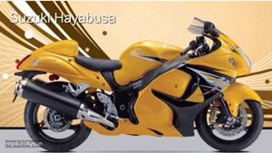 ۱۰ موتور سیکلت سریع جهان