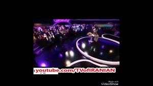 سورپرایز شدن حامد همایون با حضور پدرش در برنامه زنده