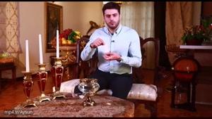 تیزر خلاقانه علی ضیا برای معرفی ویژه برنامه نوروز ۹۷